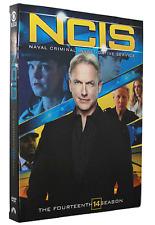 BRAND NEW NCIS Season 14 14TH  DVD PRE ORDER SHIPS 8/29 FREE SHIPPING!