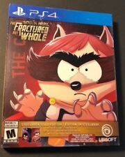 South Park The Fractured but Whole [ GOLD Edition W/ STEELBOOK ]  (PS4) NEW