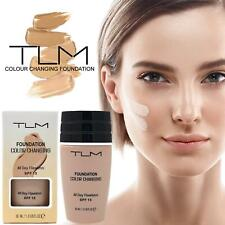 TLM Flawless Colour Changing Face Foundation Makeup Skin Tone Matching Concealer