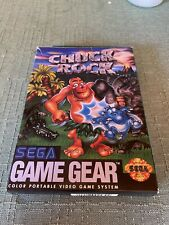 Chuck Rock Sega Game Gear