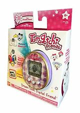 Tamagotchi Friends Dream Town Digital Friend Purple Plaid