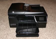HP Officejet 6600 All-In-One Inkjet Printer, H711g, Used, Tested working