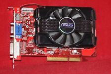 AGP Graphics Card, ASUS ATI Radeon HD 4650, 1GB. (AH4650/DI/1GD2/A)