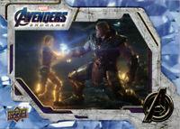 2020 Avengers Endgame & Captain Marvel vs Thanos Base Achievement Tier 2 #00
