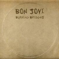 Bon Jovi - Burning Bridges (2015)  CD  NEW/SEALED  SPEEDYPOST