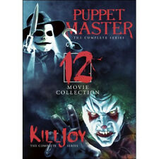 Killjoy & Puppet Master: Complete Collections - DVD - Free Shipping. - New