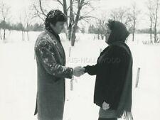 ALAIN DELON SIMONE SIGNORETLES GRANGES BRULEES 1973 PHOTO ORIGINAL #2