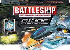 G.I. JOE Battleship The Tactical Combat Game The Rise of Cobra New