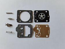 Walbro Membrane de Carburateur+Kit Réparation Convenable Husqvarna 39R HR39