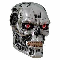 T-800 Terminator Head Collectors Replica 23cm - Boxed Nemesis Now Prop