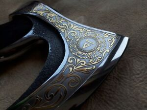 Handmade Axe Veles Icon Collectible Gift Hunter Luxury Men's gift Gift Viking
