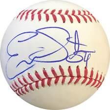 Ervin Santana signed baseball PSA/DNA Angels autographed