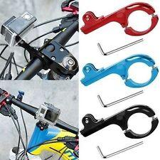 Neu ALU Bike Fahrrad Halter Rohrklemme Rohr Halterung für GoPro Hero 3+ 3 2 4