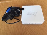 SKY BROADBAND WIRELESS WIFI SIGNAL BOOSTER EXTENDER SB601