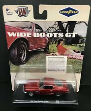 New ListingM2 Machines 1968 Ford Mustang Gt350 R68 20-25 Goodyear Wide Boots Gt Tire Rare