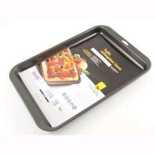 Teglia Tegame Da Forno Per Pizze Rettangolare Bassa 43x30h3cm 930