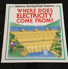Where Does Electricity Come from? by Susan Mayes, John Shackell (Paperback)