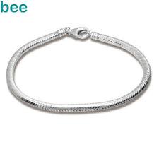 Black Sterling Silver Fine Bracelets
