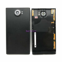 For Blackberry Priv Battery Back Case Housing Cover Door Replacement Black+NFC
