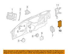 Cadillac GM OEM 04-06 SRX Stereo Audio Radio-Amplifier 15231327