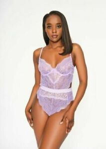 Ann Summers Hold Me Tight Body in Lilac - Sizes S - XL   *NEW*