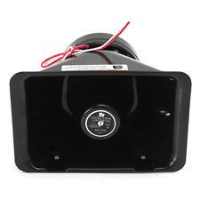 200W 12V 9 Sound Loud Car Warning Alarm Police Siren Horn PA Speaker MIC System