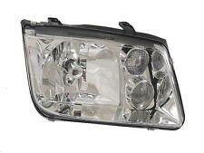 New Passenger Side Headlight & Fog Light FOR 1999 2000 2001 2002 VW Jetta