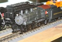 K-line O scale PRR Die-cast Loco & tender 0-6-0 K3400-98DC USED W/ whistle& Bell