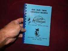 1977 TEXINS ACTIVITY CENTER, ATT-TEXINS ASSOCIATION, Community Cook Book Receipe