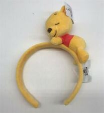 New Shanghai Disney Resort Winnie the Pooh Sleep Headband Kids Ears Gift Costume