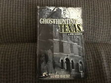 Ghosthunting Texas by April Slaughter 1st Trade Paperback 2009