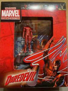 Eaglemoss Marvel Figurines Daredevil With Character Booklet NEW