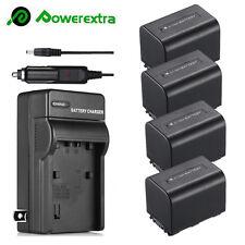 NP-FH70 Battery + Charger For Sony HandyCam HDR-HC9 DCR-HC52 DCR-SR42A DCR-SR45
