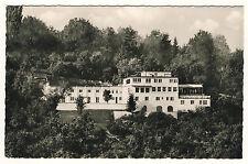STUTTGART-SÜD Wielandshöhe / Bauhaus Architektur Architecture * Foto-AK um 1950