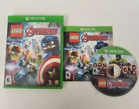 LEGO Marvel Avengers Xbox One/series X Kids Game 1 super heroes /Spider Man/hulk