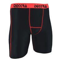 Mens Compression Short Skin Tight Brief Gym Running Base layer Boxer Short Black