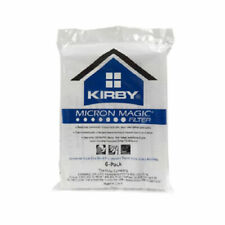 12 Pack Kirby Micron Magic Vacuum Cleaner Bags F Style Universal GENUINE