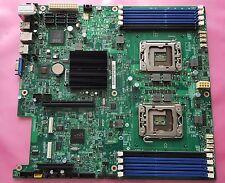INTEL SERVERBOARD S5500WB Dual Socket LGA1366 E-ATX Placa madre VT-d PCIe 2 XGBIT
