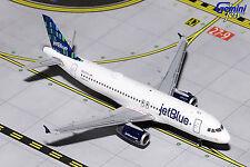 Gemini Jets JetBlue Airways Airbus A320-200 GJJBU1657 1/400 REG# N537JT. New