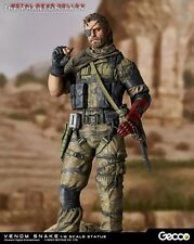 METAL GEAR SOLID V: the PHANTOM PAIN – VENOM SNAKE 1/6 STATUE 12″ GECCO