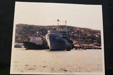 New listing Military Ship Photo Uss Simon Lake (As-33) 8' X 10' Color Photo (P1212)
