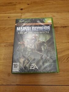 Marvel Nemesis Rise of the Imperfects (Xbox Original Brand New Sealed - PAL)
