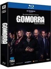 Gomorra - La Serie - Stagione 3 (4 Blu-Ray Disc) - ITA ORIGINALE SIGILLATO -