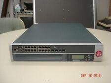 200-0258-16 F5 NETWORKS BIG-IP LTM-6400 16 PORT LOAD BALANCER DUAL CPU 4GB