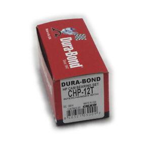 Dura-Bond CHP-12T BBC Chevy GM High Performance Coated Cam Bearing Set 396 454