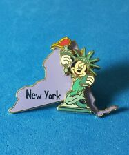 New York Minnie Mouse State Character Disney Pin