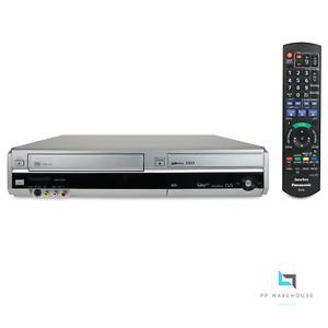 Panasonic DMR-EZ49V DVD Recorder VHS Videorecorder Rekorder Kombigerät FB [SO]
