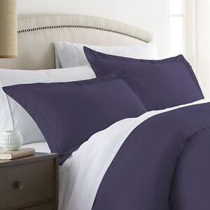 Home Collection 2 Piece Pillow Sham Set - Hotel Quality - 13 Colors!