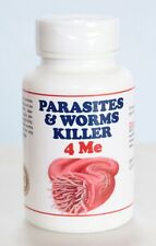 PARASITES & WORMS KILLER 4 ME - HUMAN - 2 MONTHS SUPPLY (TREAT & PREVENT)