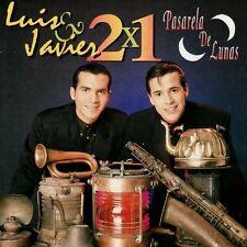 Luis y Javier 2x1 Pasarela De Lunas CD New Sealed